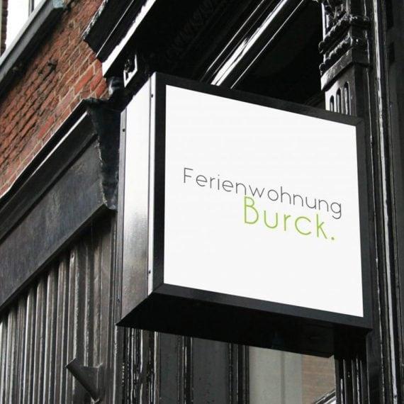 liebespixel-ferienwohnung-burck-Logo-Wand