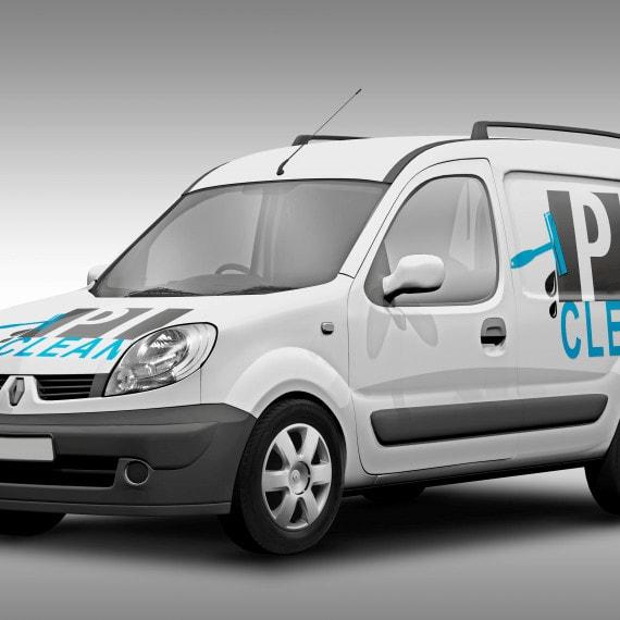 PI-Clean-logo-autobeklebung-pi-clean-kirchheim-teck-putzen-unternehmens-reinigung-qualitaet-liebespixel-logo