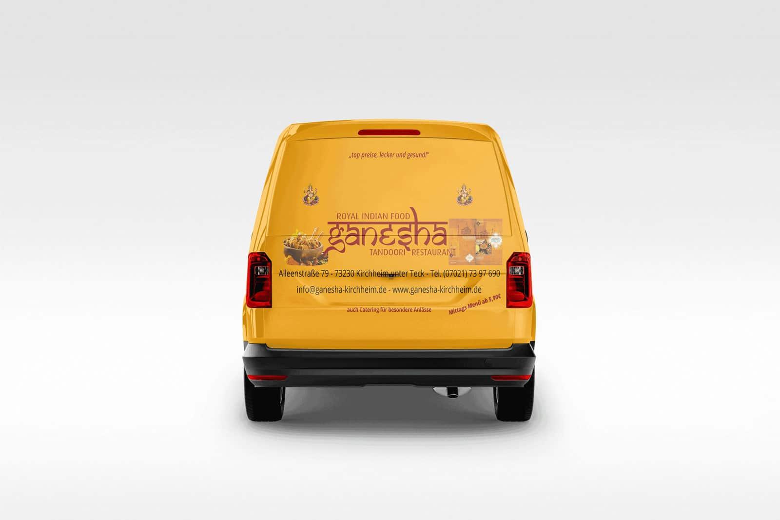 van-ganesha-kirchheim-indisch-essen-busbeklebung-grafik-liebespixel-webdesign-logo-print